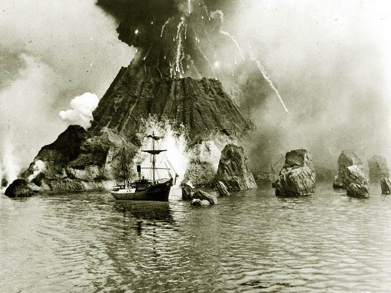 Извержение 1883 года
